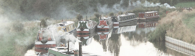 Danger from carbon monoxide from solid fuel stoves heating narrowboats
