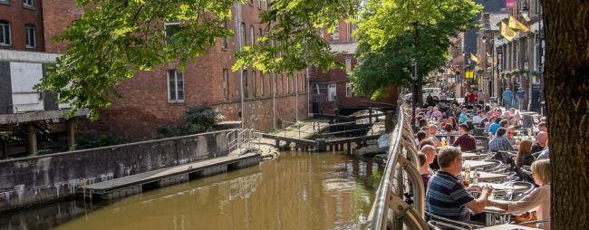 Manchester Canal St