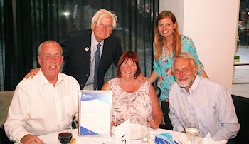 Waterways Experience awards presentation