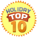 Holiday Top 10s