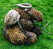 Narrowboat fenders