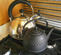 canalboat kettles