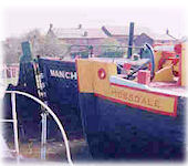 Barges & River Craft