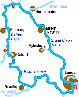 The Thames Ring